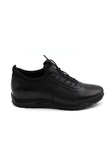 La scada 12349 Sıyah Erkek Casual Ayakkabı Siyah